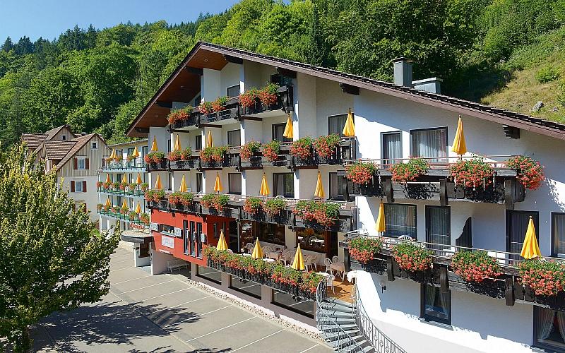 Flair hotel sonnenhof schwarzwald deutschland for Designer hotel schwarzwald